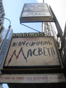 Macbeth marquee